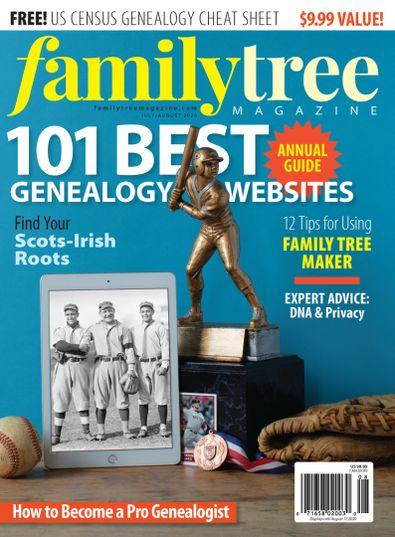 Family Tree digital cover