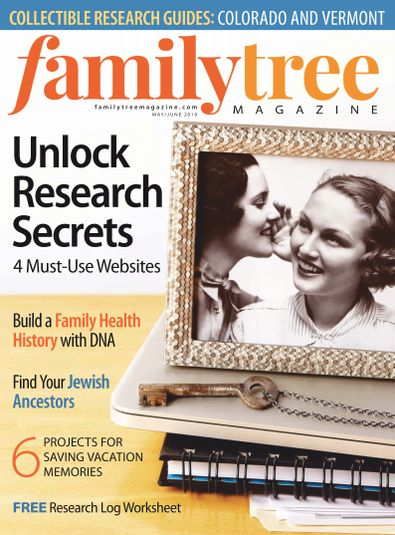 Family Tree digital cover