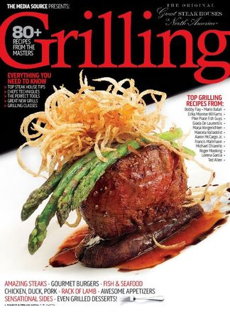 Grilling digital cover