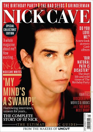 Nick Cave - The Ultimate Music Guide digital cover