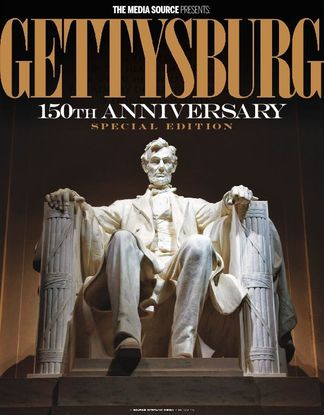 Gettysburg 150th Anniversary digital cover