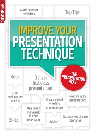Improve Your Presentation Technique digital cover