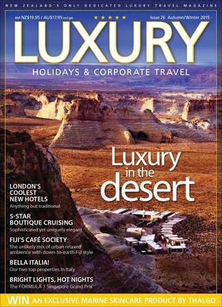 LUXURY Holidays & Corporate Travel digital cover
