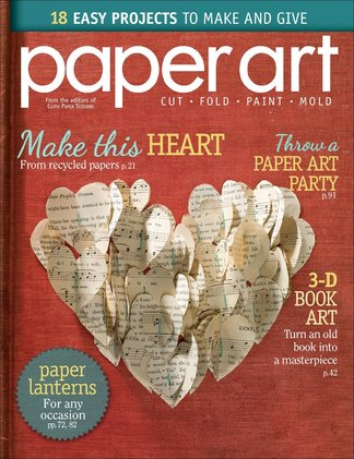 Paper Art digital cover