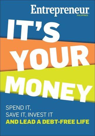 Entrepreneur It's your Money digital cover