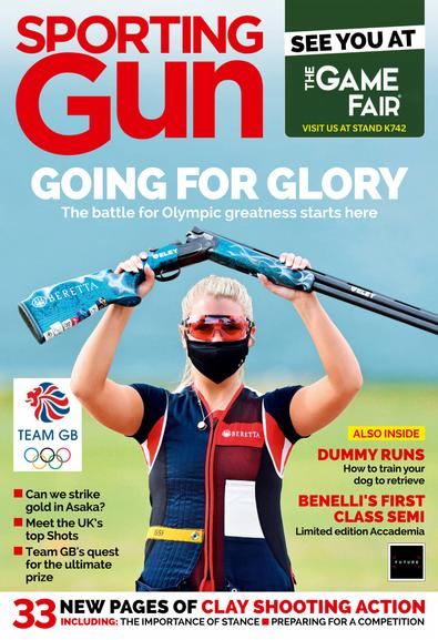 Sporting Gun digital cover