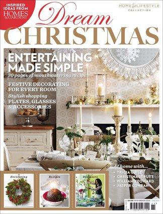 Dream Christmas digital cover