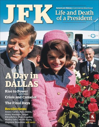 JFK: Life and Death of a President digital cover
