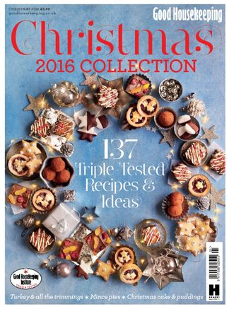 Good Housekeeping Christmas Collection digital cover