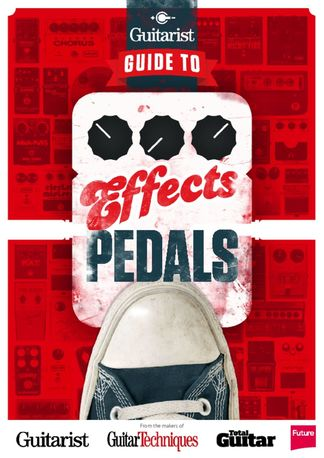 Guitarist Presents - Guide To Effects Pedals digital cover