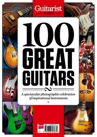 Guitarist Presents - 100 Great Guitars digital cover