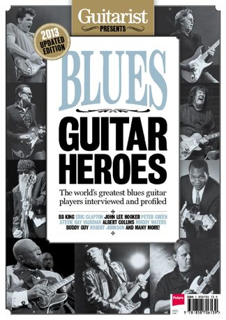Guitarist Presents - Blues Guitar Heroes digital cover
