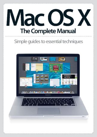 Mac OS X: The Complete Manual digital cover