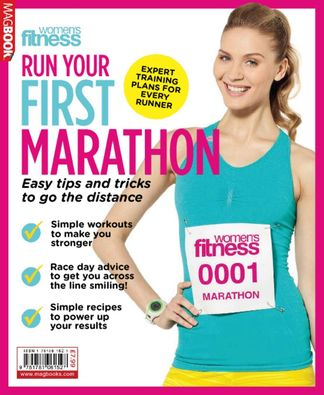 RUN YOUR FIRST MARATHON digital cover