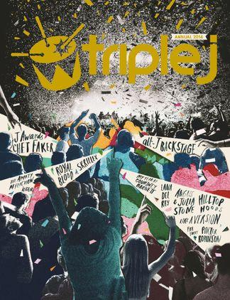 triple j - Annual digital cover