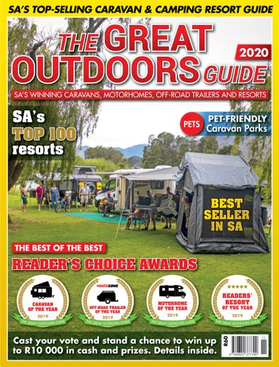 The Great Outdoors Guide digital cover
