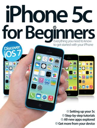 iPhone 5c For Beginners digital cover