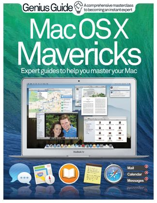 Mac OS X Mavericks Genius Guide Vol 1 digital cover
