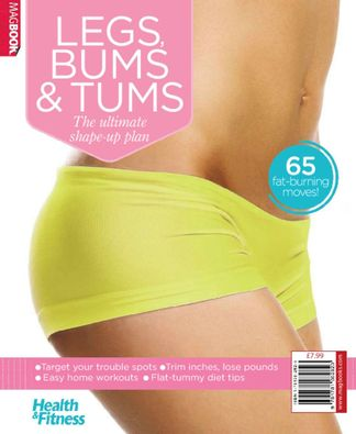 Health & Fitness Legs, Bums and Tums digital cover