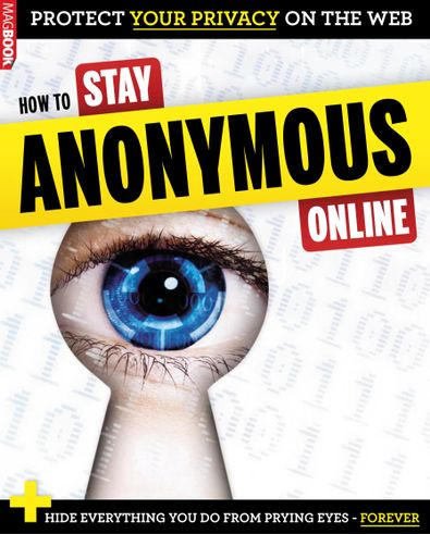 How to Stay Anonymous Online digital cover