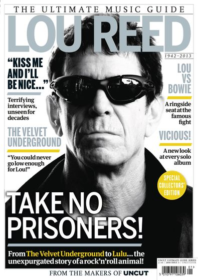 Lou Reed - The Ultimate Music Guide digital cover