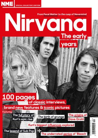 NME Special Collectors' Magazine - Nirvana digital cover