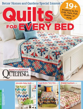Quilts for Every Bed digital subscription