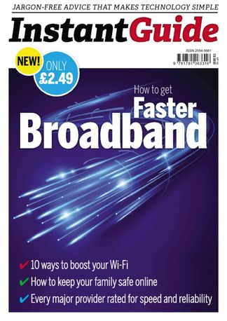 Instand Guide: How to get faster Broadband digital cover