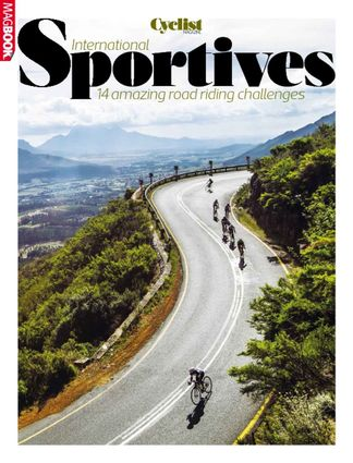 Cyclist Sportives digital cover
