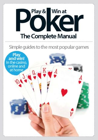 Play & Win at Poker The Complete Manual digital cover