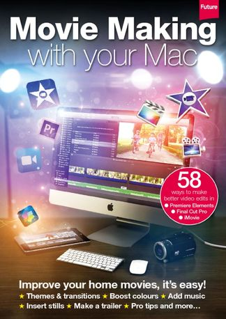 Movie Making on your Mac digital subscription