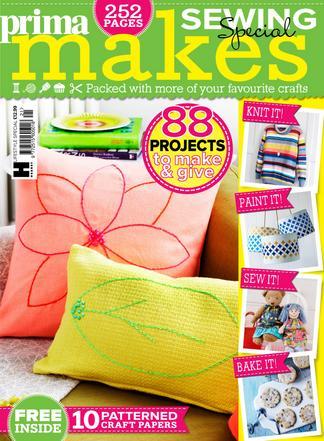 Prima Makes digital cover