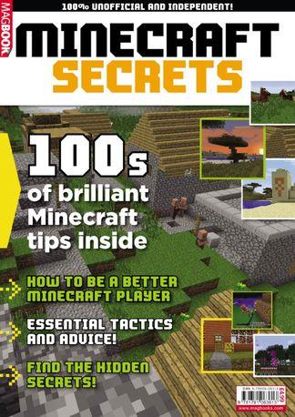 MINECRAFT SECRETS digital cover