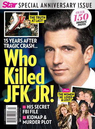 JFK Jr. The Women He Loved & Lost digital cover