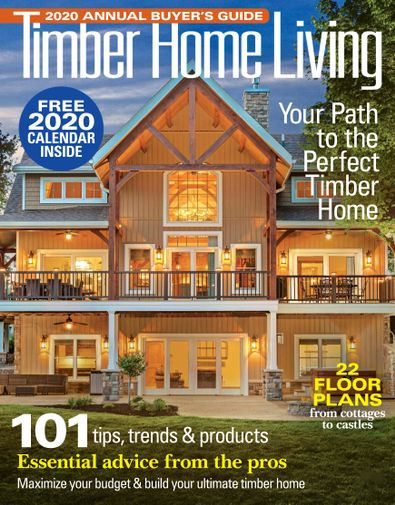 Timber Home Living digital cover