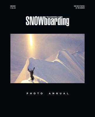 TransWorld SNOWboarding Photo (Annual) digital cover