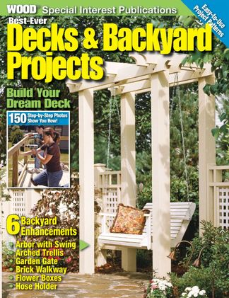 WOOD® Decks & Backyards 2014 digital cover