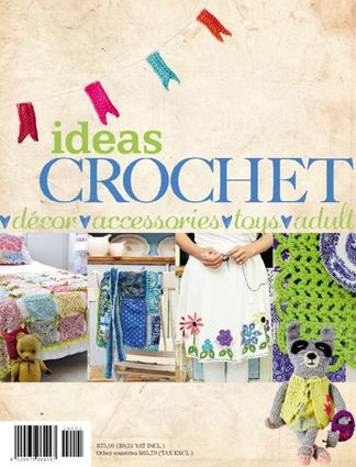 Ideas Crochet digital subscription