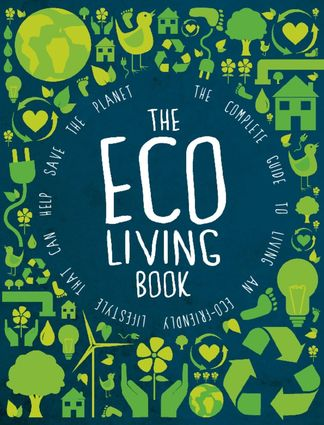 The Eco Living Book digital cover