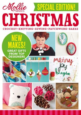 Mollie Makes Christmas digital subscription