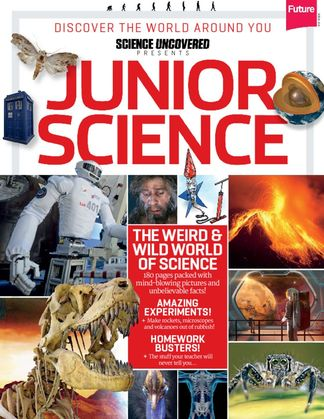 Junior Science digital cover