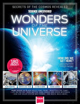 Wonders of the Universe digital cover