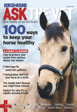 Horse & Hound Ask The Vet digital cover