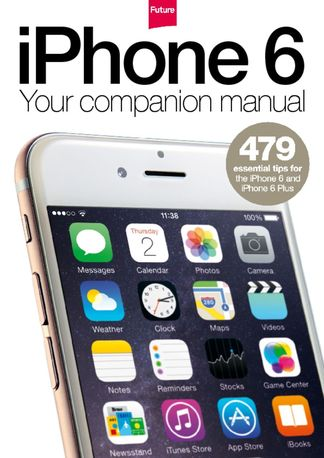 iPhone 6: Your companion manual digital cover