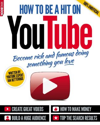 How to be a hit on YouTube digital cover