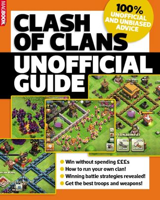 Clash of Clans: The unofficial Guide digital cover