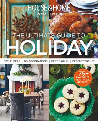 House & Home: Holiday digital cover