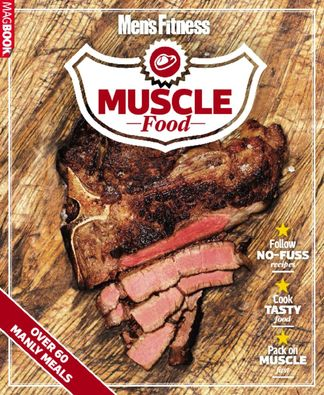 Mens Fitness Muscle Food digital cover