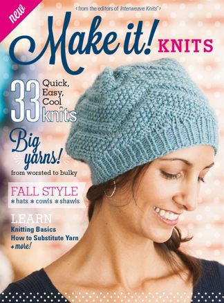 Make-it! Knits digital cover