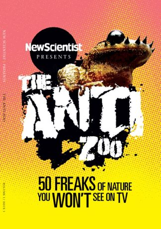 New Scientist Presents: The Anti-Zoo digital cover